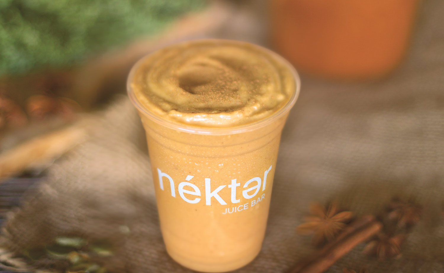 Nekter Pumpkin Pie Smoothie