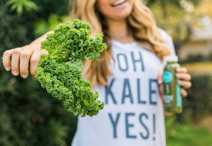 Oh kale yes!