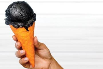 scary Skoop Frozen Diary Free Dessert