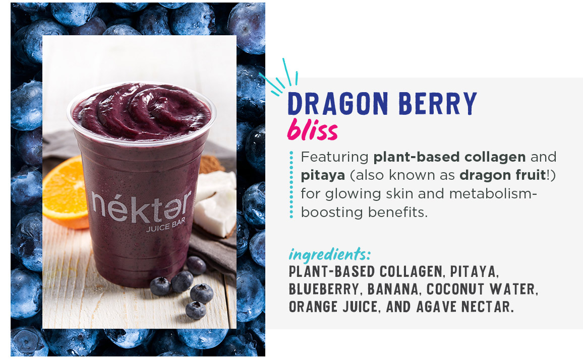 Dragon Berry Bliss